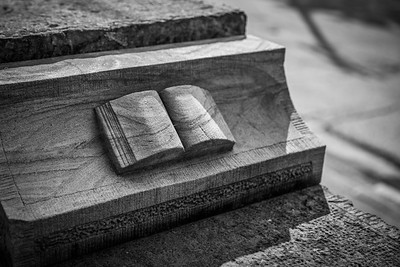 Bible in Stone