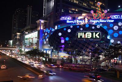 Downtown Bangkok, Thailand