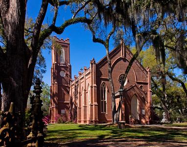 Grace Episcopal Church, St. Francisville, LA 2009