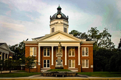 West Feliciana Parish Courthouse, St. Francisville, LA 2008