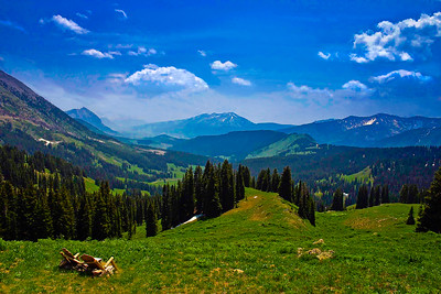Colorado, New Mexico, Points West