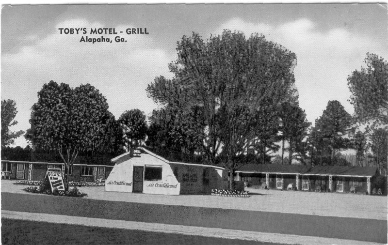 Toby's Motel and Grill, Alapaha