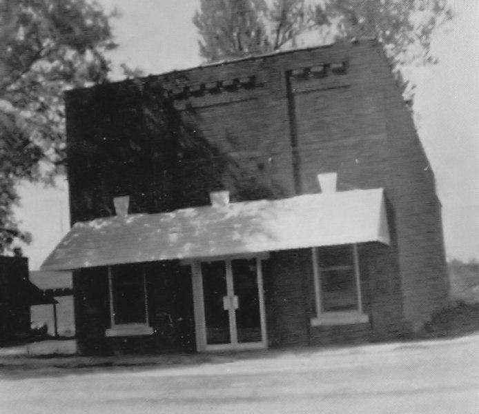 026_Bank of Alapaha - Alapaha GA - circa 1958