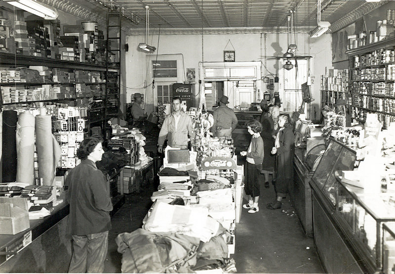 E. D. Gaskins Store, circa 1950s