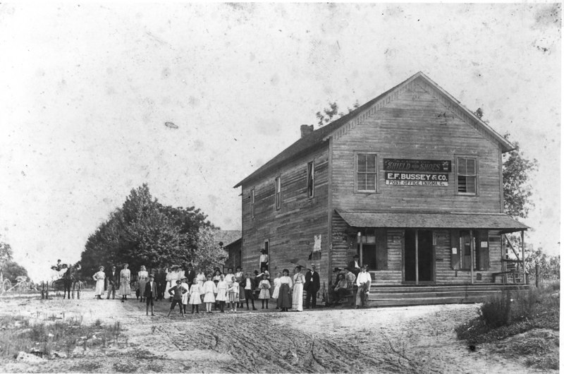 E. F. Bussey and Company, Enigma Post Office, circa 1900