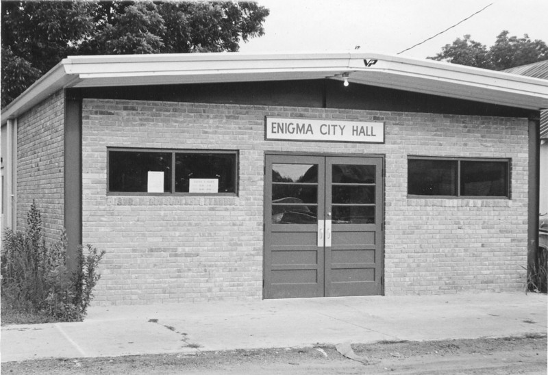 Enigma City Hall