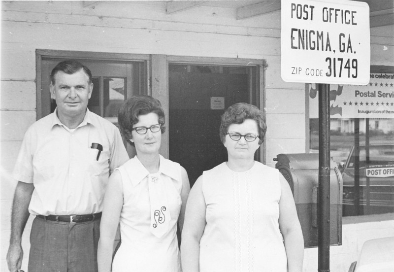 Enigma Post Office 1970s