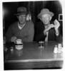 CHARLES SCRUGGS & FATHER YATES A. SCRUGGS 1950