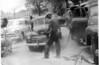 Parking Meters being installed Nashville Square 1950s