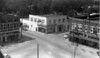Southwest corner of Courthouse Square about 1954.