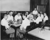 May 1950 - supper at Wink's Green Grill