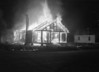 """Labeled, """"Fire Pictures, (to Airport), 1941"""""""