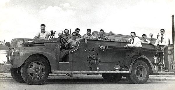 Nashville Fire Department