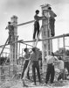 Nashville City Hall Construction, June 1970