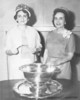 NWC - Marion Levin and Mrs HE Whaley 1962