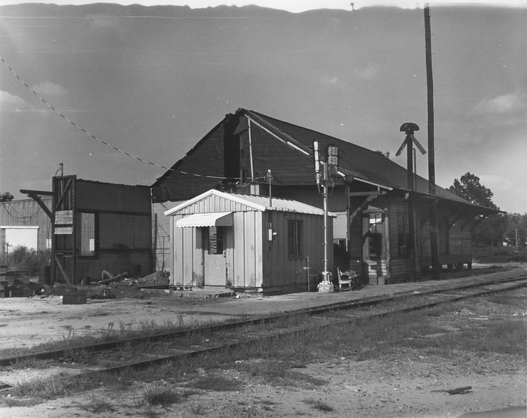 Depot Replacement, October 1971