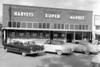 Harvey's Super Market on the square, East Marion Avenue