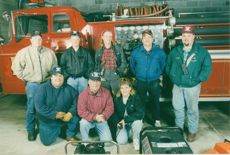 RCFD Members - February 1999