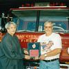 Carol Exum Retirement - January 2000