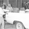 After Ray City fire March 1969 - Billy Clements on left