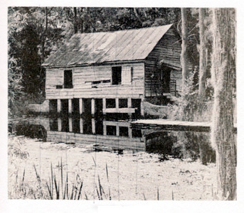 Ray's Mill House, c 1960s