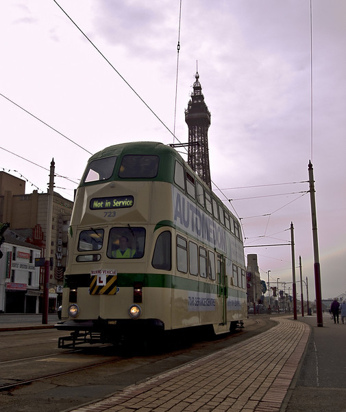 Blackpool 'Balloon' Car 723
