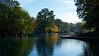 Lister Park boating lake