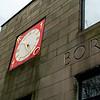 Borough Building Society Clock