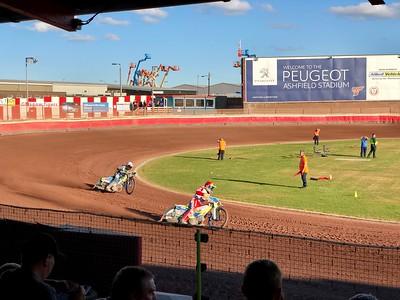 Speedway at Saracen Park