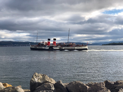 Waverley at Helensburgh