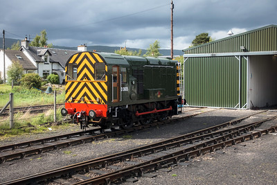 Class 08 Shunter D3605