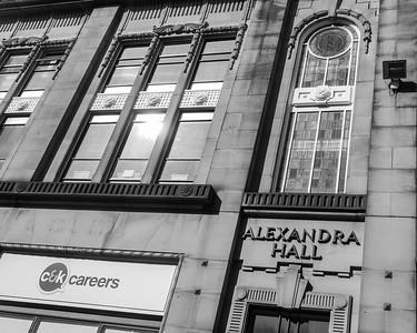 Alexandra Hall, Halifax