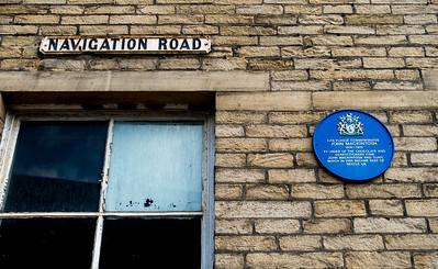 John Mackintosh Blue Plaque