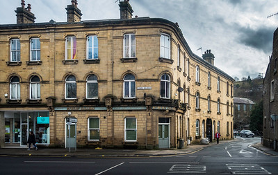 Ryburn Buildings, Sowerby Bridge
