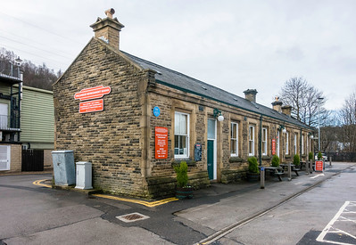 The Jubilee Refreshment Rooms, Sowerby Bridge