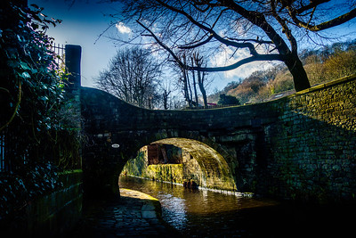 Todmorden Canal Bridge