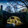 Todmorden Canal Bridge