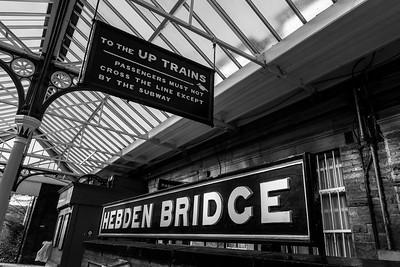Hebden Bridge and the Calder Valley