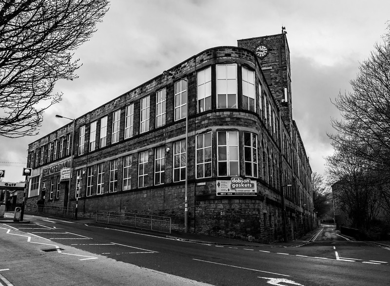 Springfield Mills, Keighley