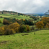 The view from the Oakworth side of Tim Lane