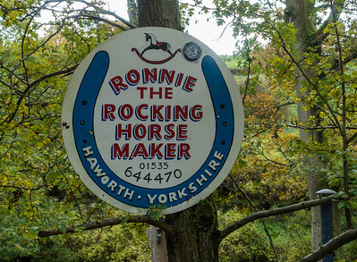 Ronnie the Rocking Horse Maker