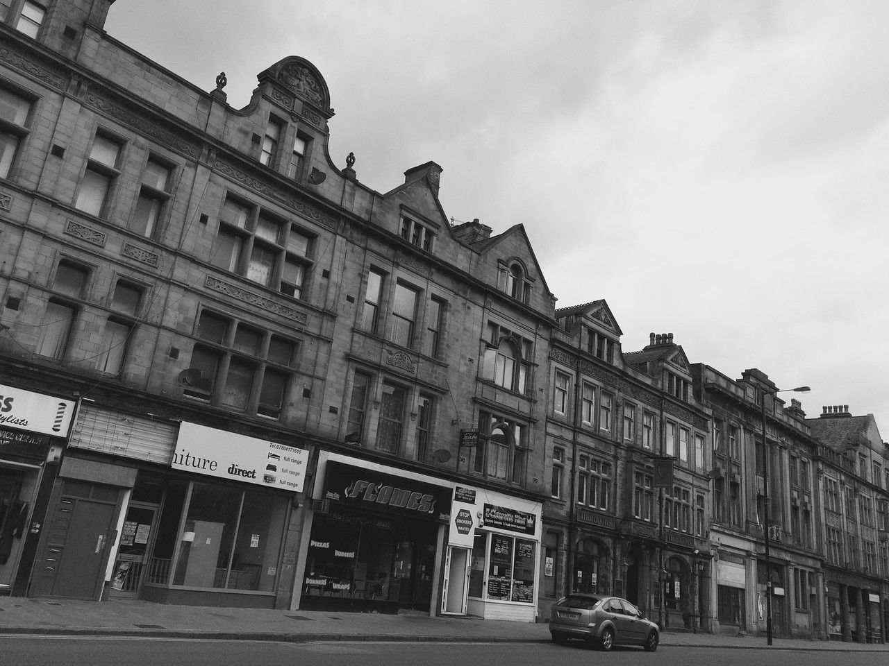 North Street Keighley