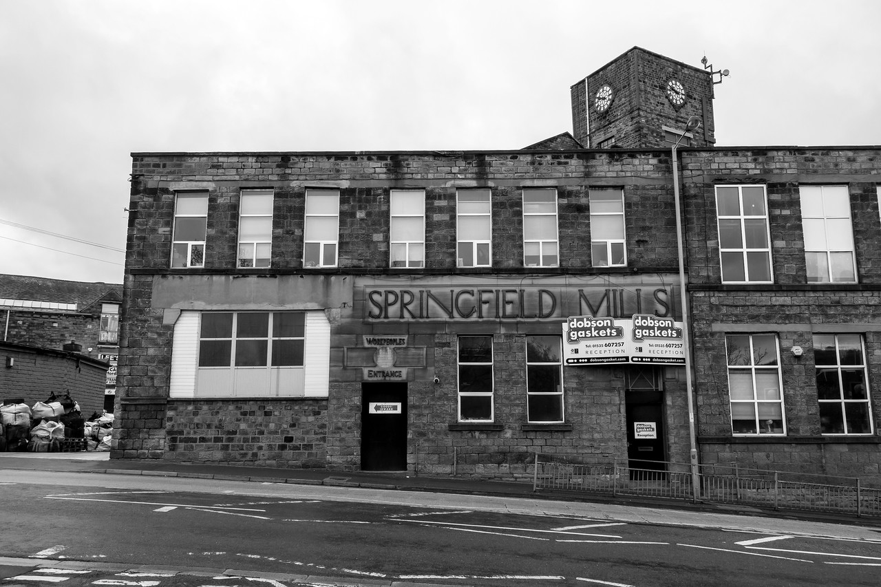 Springfield Mills, Keighley