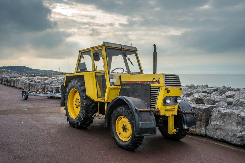 1974 Zetor Crystal 8011 Tractor
