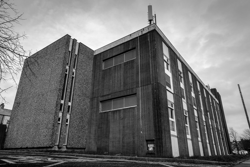 Morecambe Telephone Exchange