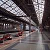 Preston railway station has a somewhat continental feel