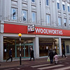Woolworths in Preston looking quite smart, but of course closed, like all Woolworths from 2009.