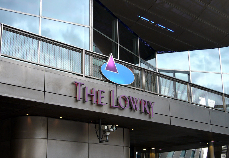The Lowry on Salford Quays