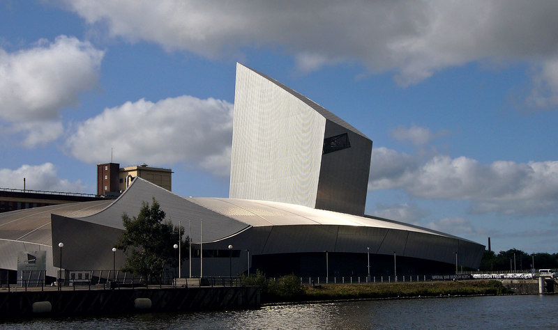 Imperial War Museum, Salford Quays