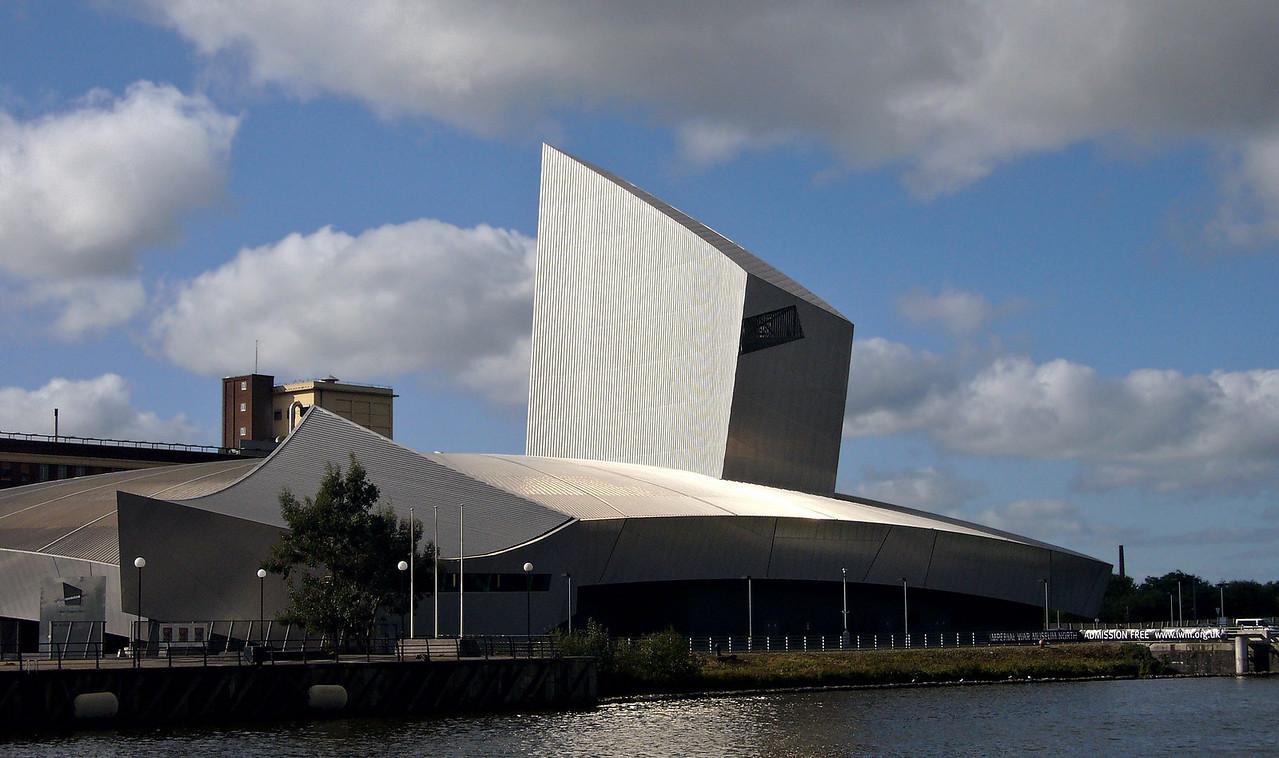 Imperial War Museum, Salford Quays
